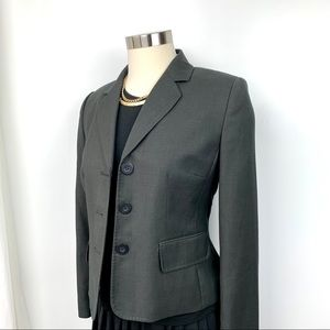 Anne Klein Suit Lined Blazar Jacket